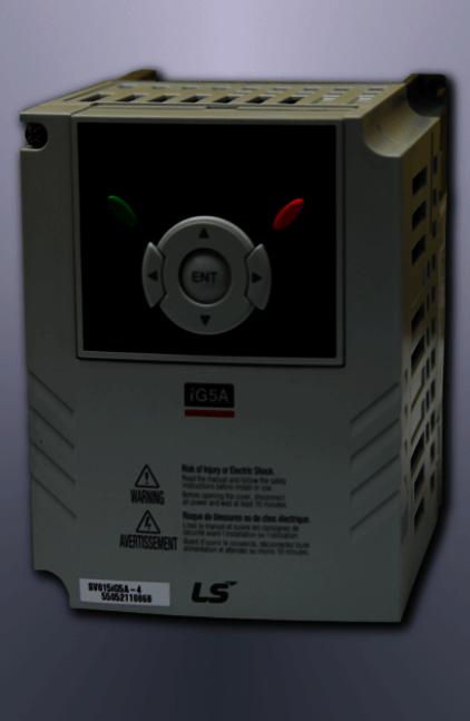 Falownik LG iG5A